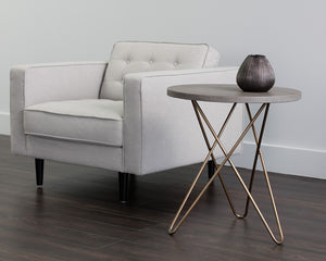 Wesley End Table - NicheDecor