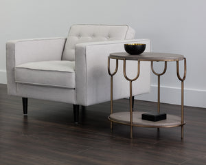 Arya End Table - NicheDecor