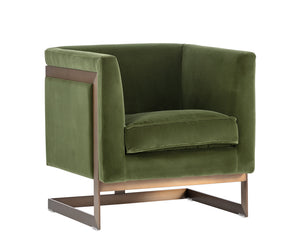 Soho Chair (Brass) - NicheDecor