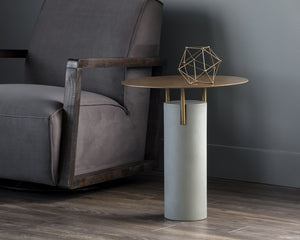 Dolores End Table - NicheDecor