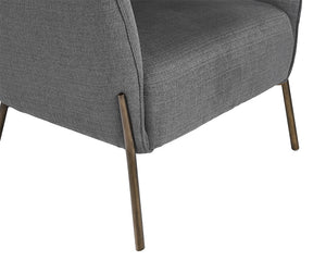 Klein Lounge Chair - NicheDecor