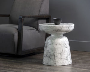 LUCIDA END TABLE