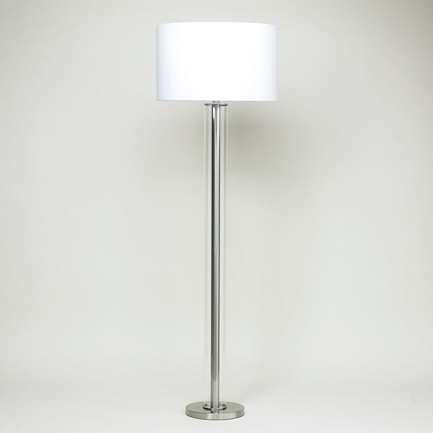 Lilac Floor Lamp - Niche Decor