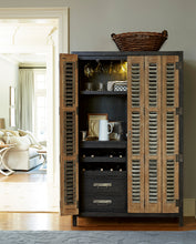Libations Cabinet - NicheDecor
