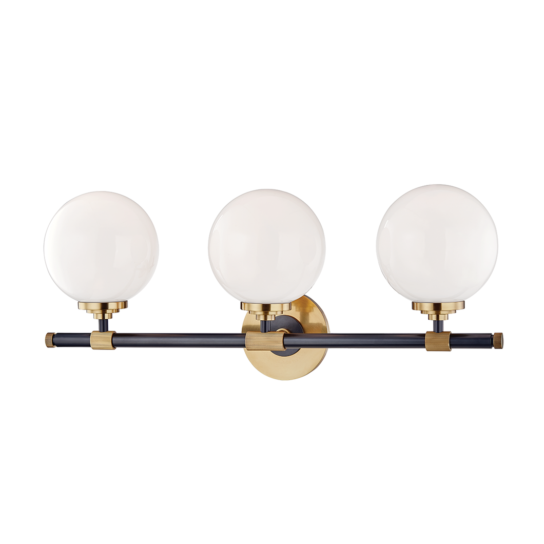 Bowery Vanity Light - NicheDecor