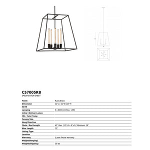 Candor Fixture Series - NicheDecor