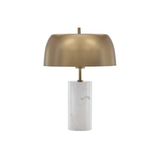 ALUDRA TABLE LAMP (2 FINISHES)