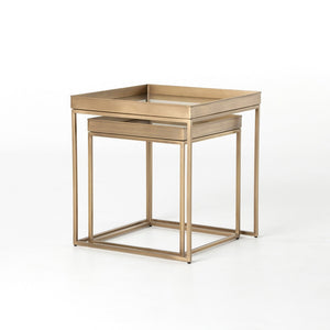 Nesting Side Tables - NicheDecor