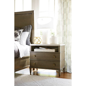 Playlist 2-Drawer Nightstand - Niche Decor