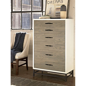Spencer 6-Drawer Chest - Niche Decor