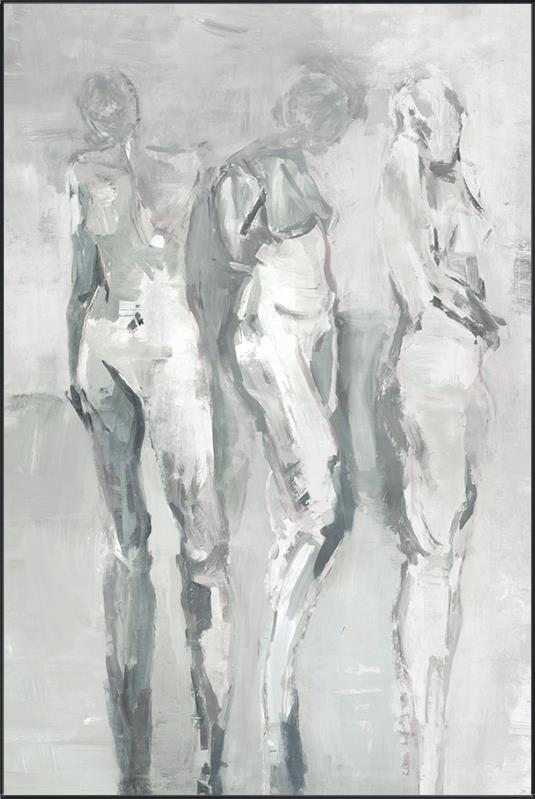Three Figures - NicheDecor