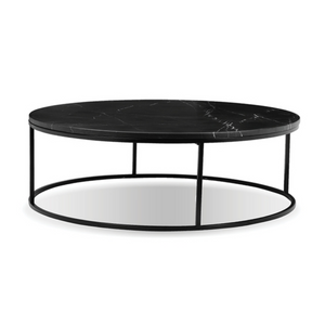 ONIX ROUND COFFEE TABLE