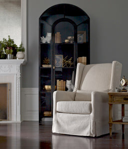 Swivel Wing Chair - NicheDecor