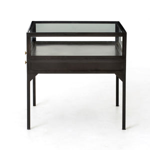 Shadow Box End Table - NicheDecor