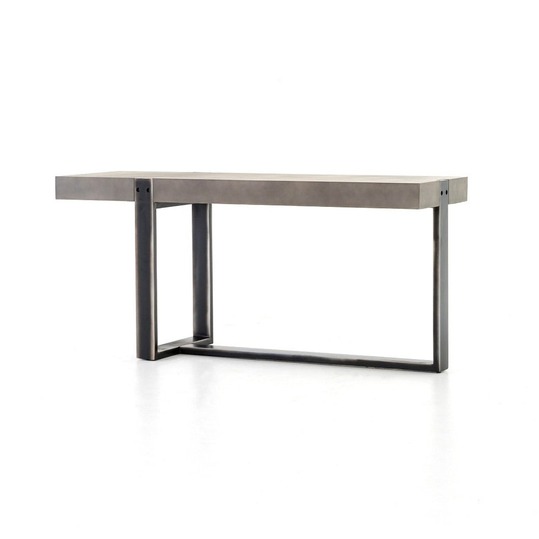 Mercury Console Table - NicheDecor