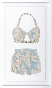 Swimsuit Cutout Series - NicheDecor
