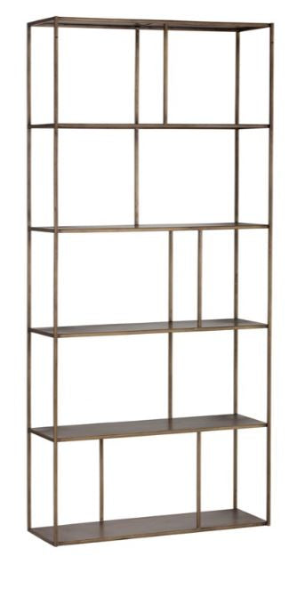 Eiffel Bookcase Large - NicheDecor