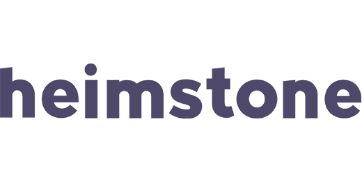 Logo Heimstone | Infratech Digital Partner