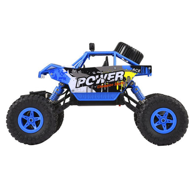 1:18 Electric Off-Road King Turned Climb Car High Speed Remote Control Racing Rock Crawler With Strong Climbing Ability