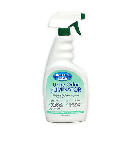 32 oz Bottle of Urine Odor Eliminator Solution