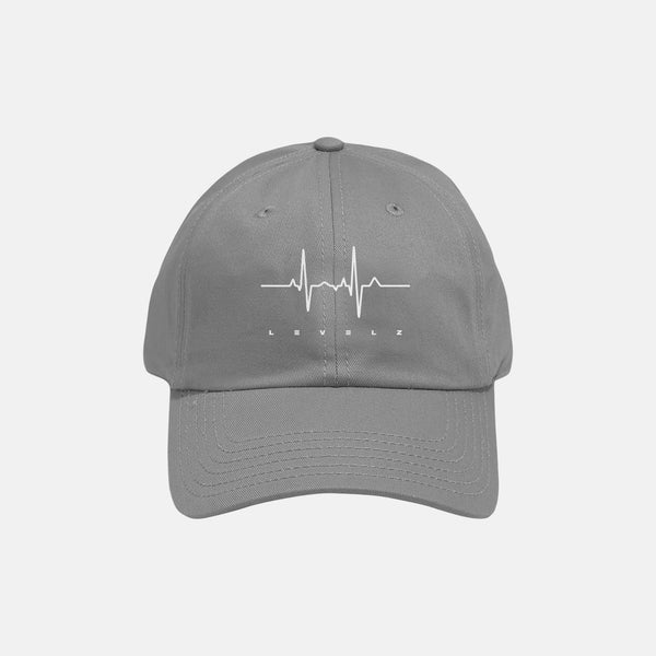 Levelz Grey Dad Hat