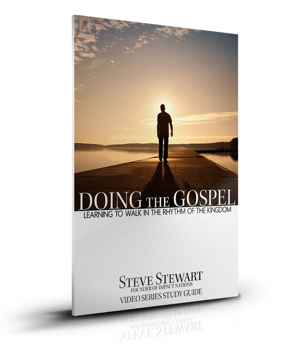 DOING THE GOSPEL: FLASHDRIVE & WORKBOOK