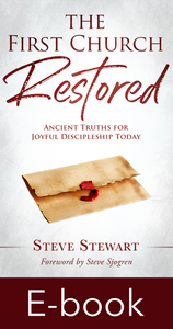 The First Church Restored e-book