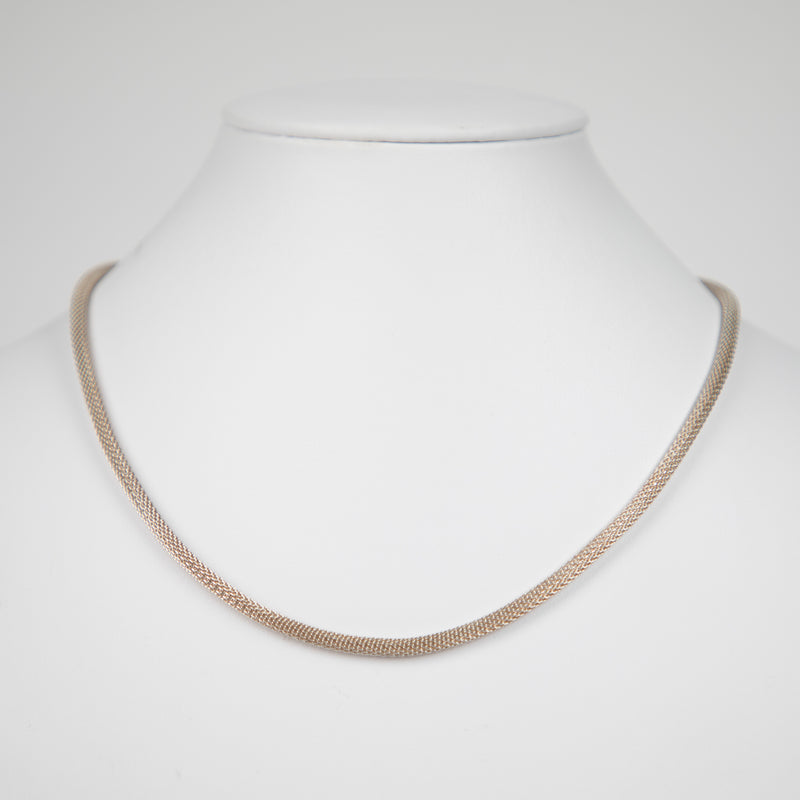Circle Saphir Necklace