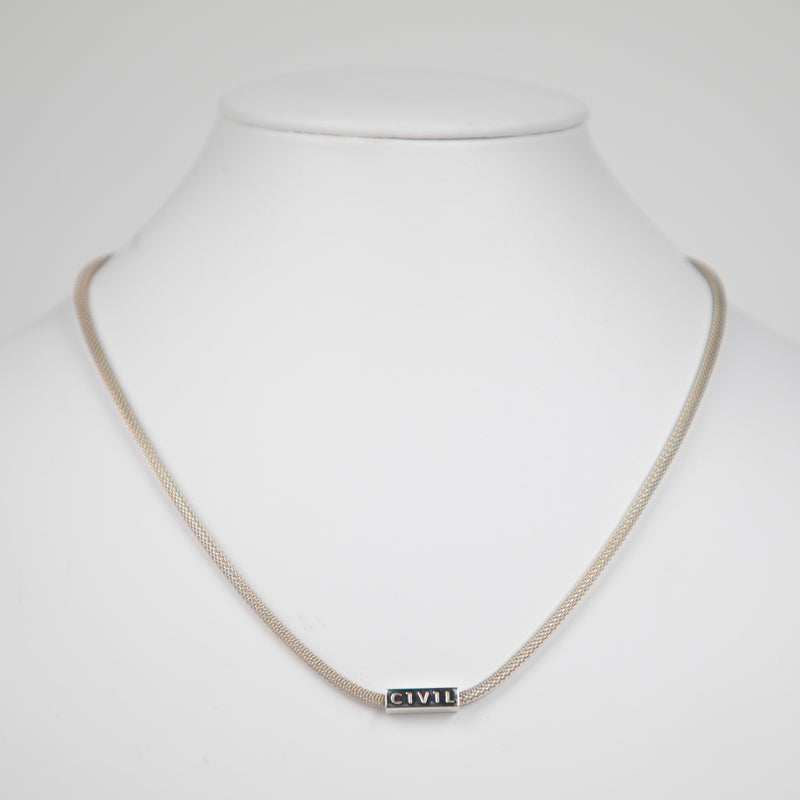 Short Saphir Necklace