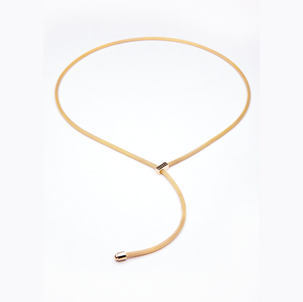 Signature 125 Lariat Necklace