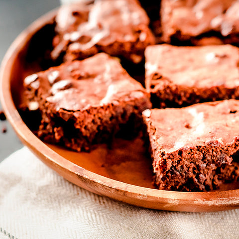 BROWNIE CRUDIVEGANO
