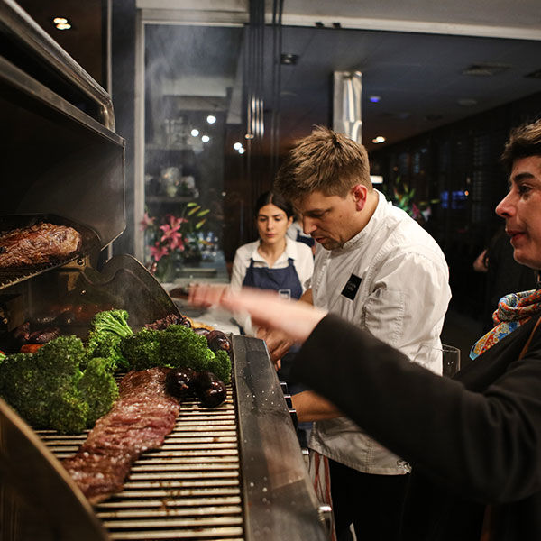 El Asado Perfecto en Kitchen Center