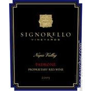 Signorello Padrone Bordeaux blend California Napa 2014
