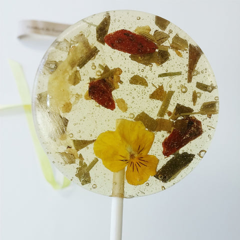 Tea-Infused Lollipop Abbot Kinney
