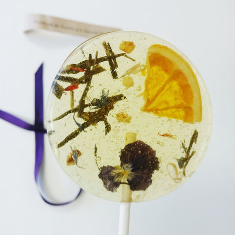 Tea-Infused Lollipop Lviv