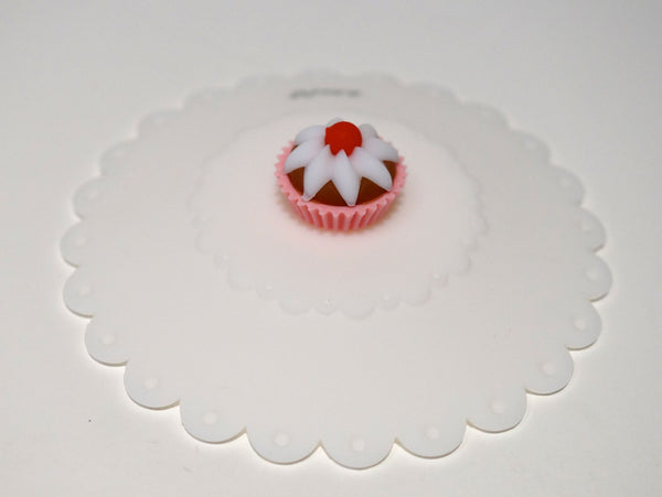 Fairy Tea Cake Silicone Cup Cover