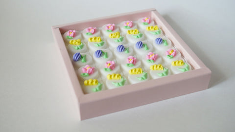 Sucre Carré 25 pcs
