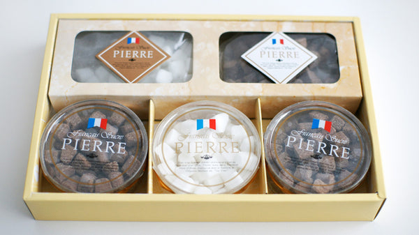 Sucre Pierre Gift Box