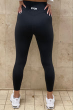 Load image into Gallery viewer, Glossy Black Leggings