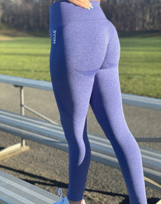 Indigo Seamless Leggings