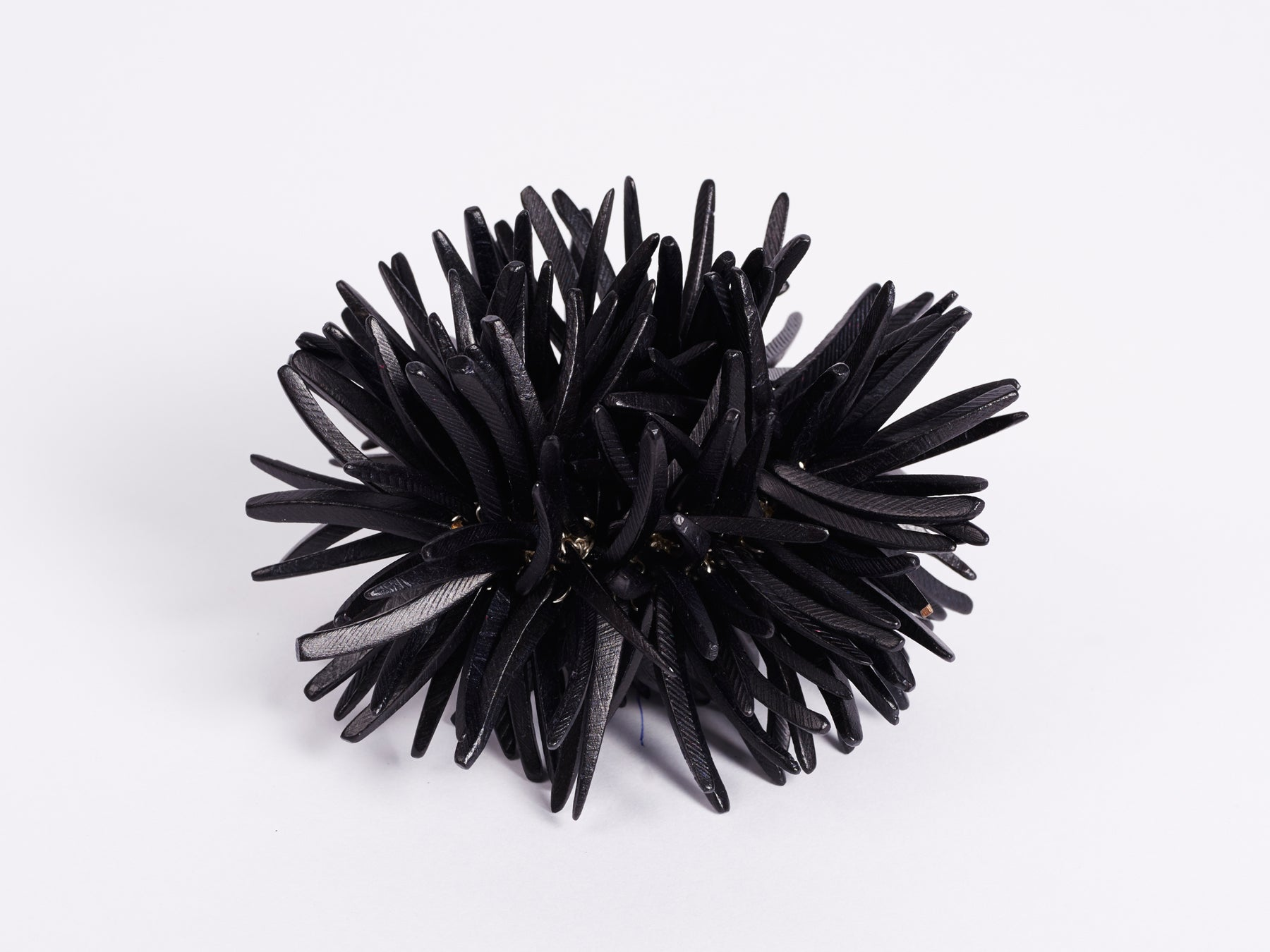 Urchin wrist piece - Black