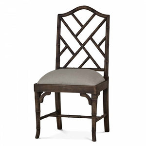 Dining Chair Bamboo Pattern