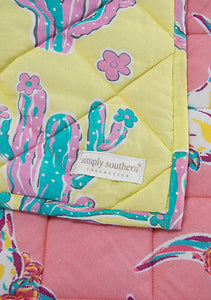 Bedding SS Quilt Longhorn Queen