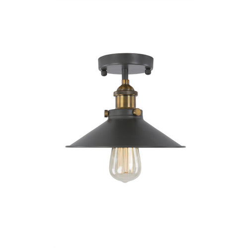 Pendant Semi-Flush Mount
