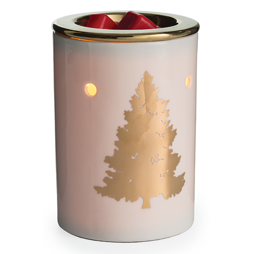 Wax Warmer Golden Fir