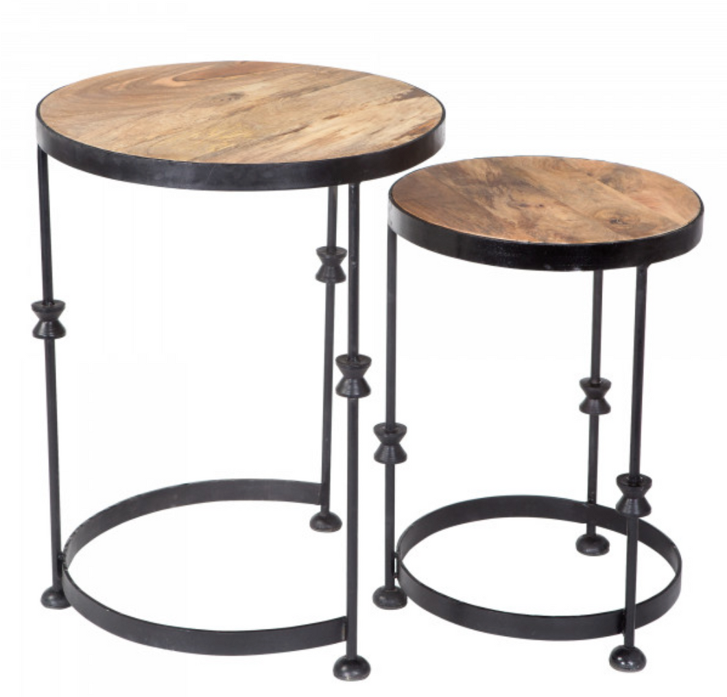 Side Table Set Nesting