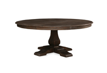 "Dining Table Round 60"" Pedestal"