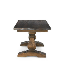 Coffee Table Pedestal