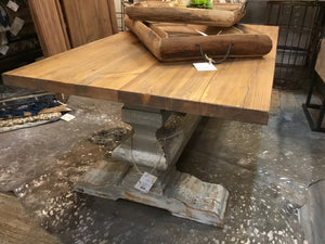 Coffee Table Grey Legs