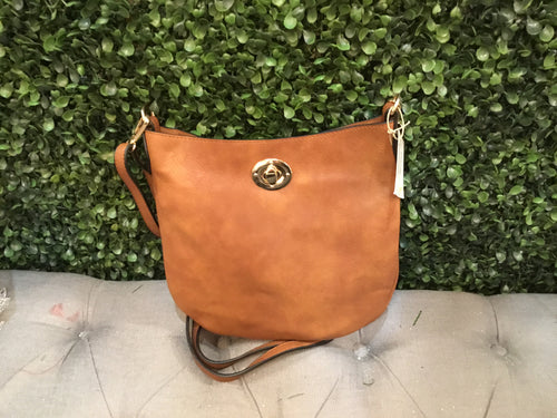 Crossbody Brown